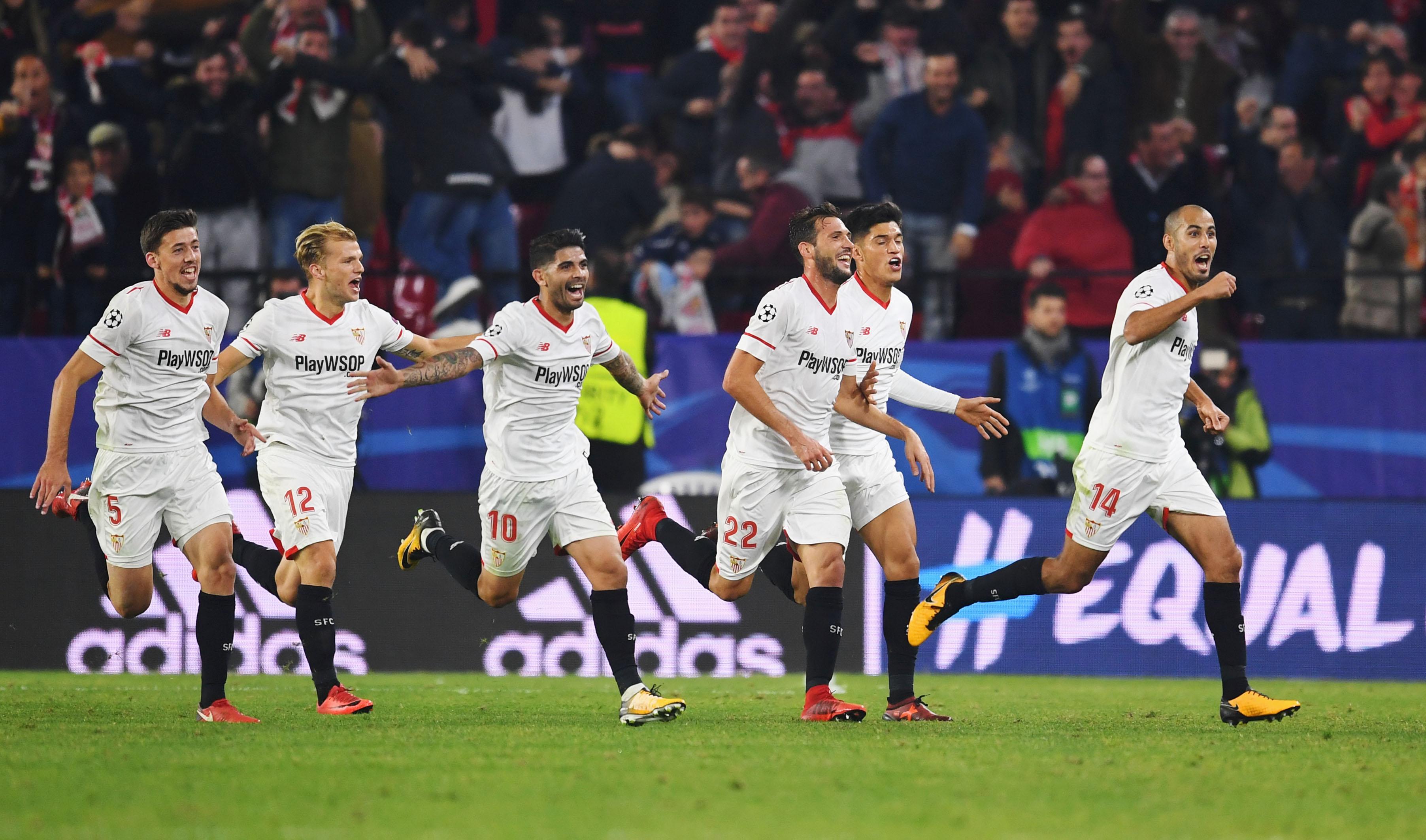 Sevilla Liverpool Champions League
