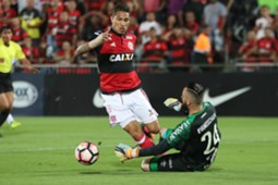 Cuellar Flamengo vs Chapecoense 200917