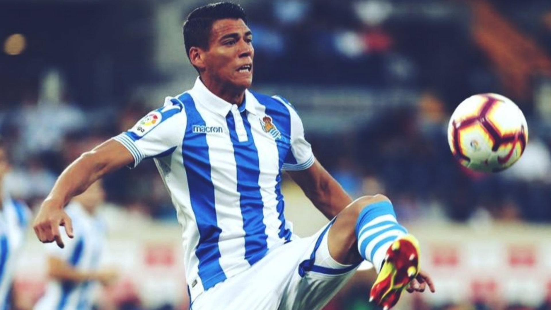 Héctor Moreno Real Sociedad 030918