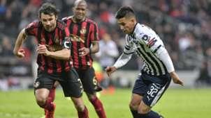 Maximiliano Meza Michael Parkhurst Monterrey Atlanta United Concacaf Champions League 2019