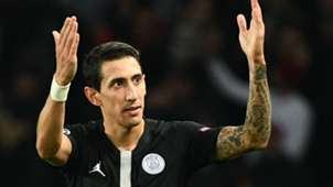 Angel Di Maria PSG Champions League
