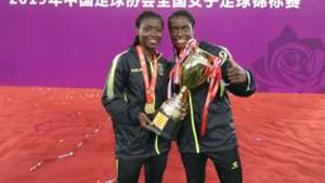 Chawinga and Addo help Jiangsu Suning do double over Banyana star's Beijing Phoenix
