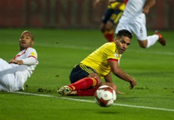Falcao Peru Colombia Eliminatorias 10102017