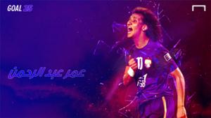 GOAL 25 - Omar Abdulrahman