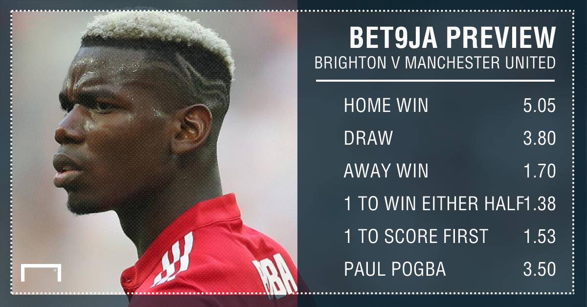 Brighton Manchester United PS