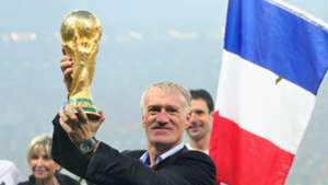 Didier Deschamps Frankreich 15072018