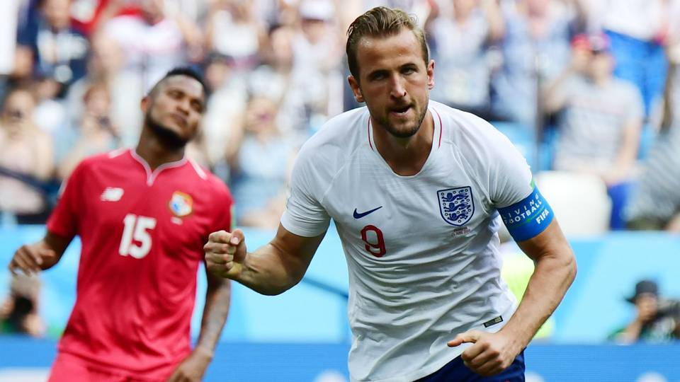 Who could England face in the World Cup last 16?