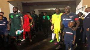 Weah Liberia Nigeria