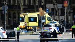 Barcelona terrorist attack