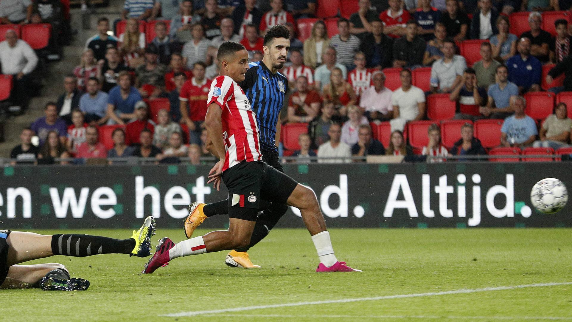 Mohamed Ihattaren PSV 2019-20