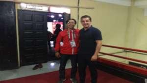 Gary Neville & Manajemen Bali United