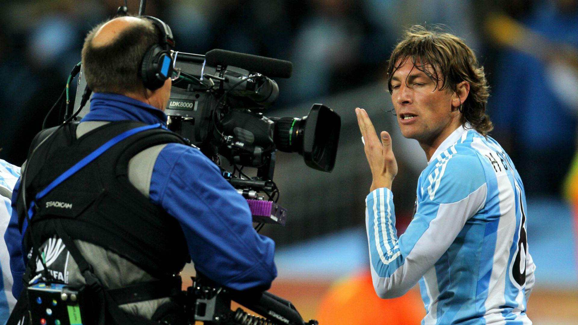 TV Cameras FIFA World Cup