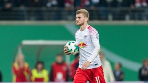 Timo Werner RB Leipzig 25102017