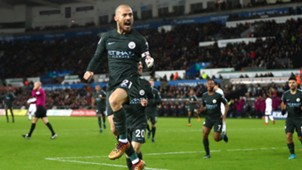 David Silva Manchester City Premier League 13122017