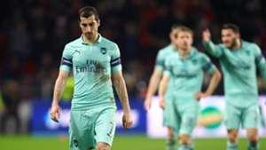 Henrikh Mkhitaryan Arsenal 2018-19