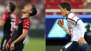 Chivas vs Atlas Liga MX
