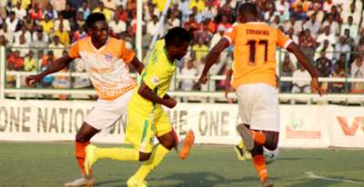 Akwa United vs Kano Pillars