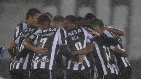 Botafogo Defensa y Justicia Sul-Americana 07 02 2019