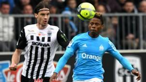 Clinton Njie Mateo Pavlovic Angers Marseille Ligue 1 29042018