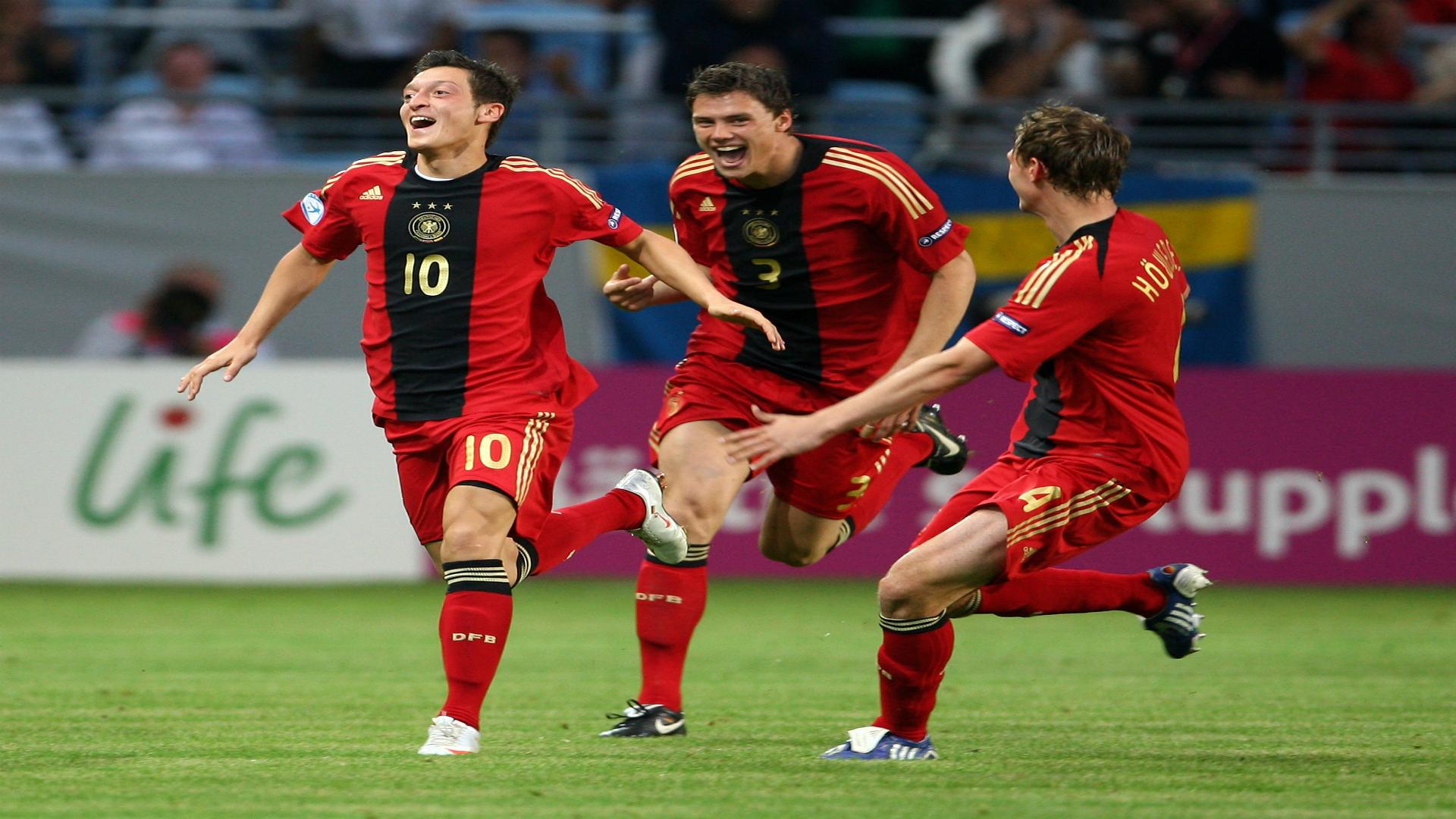Mesut Ozil European Under-21 Championships Germany