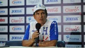 Jorge Luis Pinto Honduras