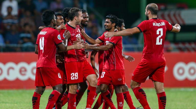 TC Sports Club Maldives AFC Cup