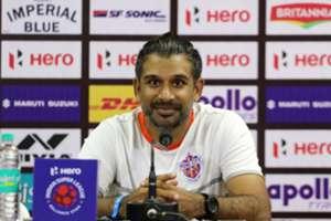 Pradhyum Reddy FC Pune City ISL
