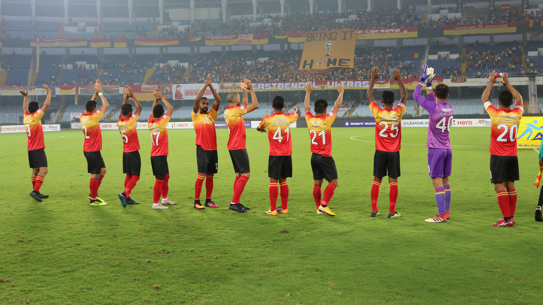 East Bengal I-League