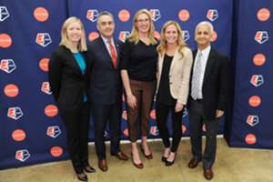 NWSL, Amanda Duffy, Jeff Plush, Nancy Dubuc, Christie Rampone, Sunil Gulati