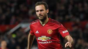 Juan Mata, Man Utd