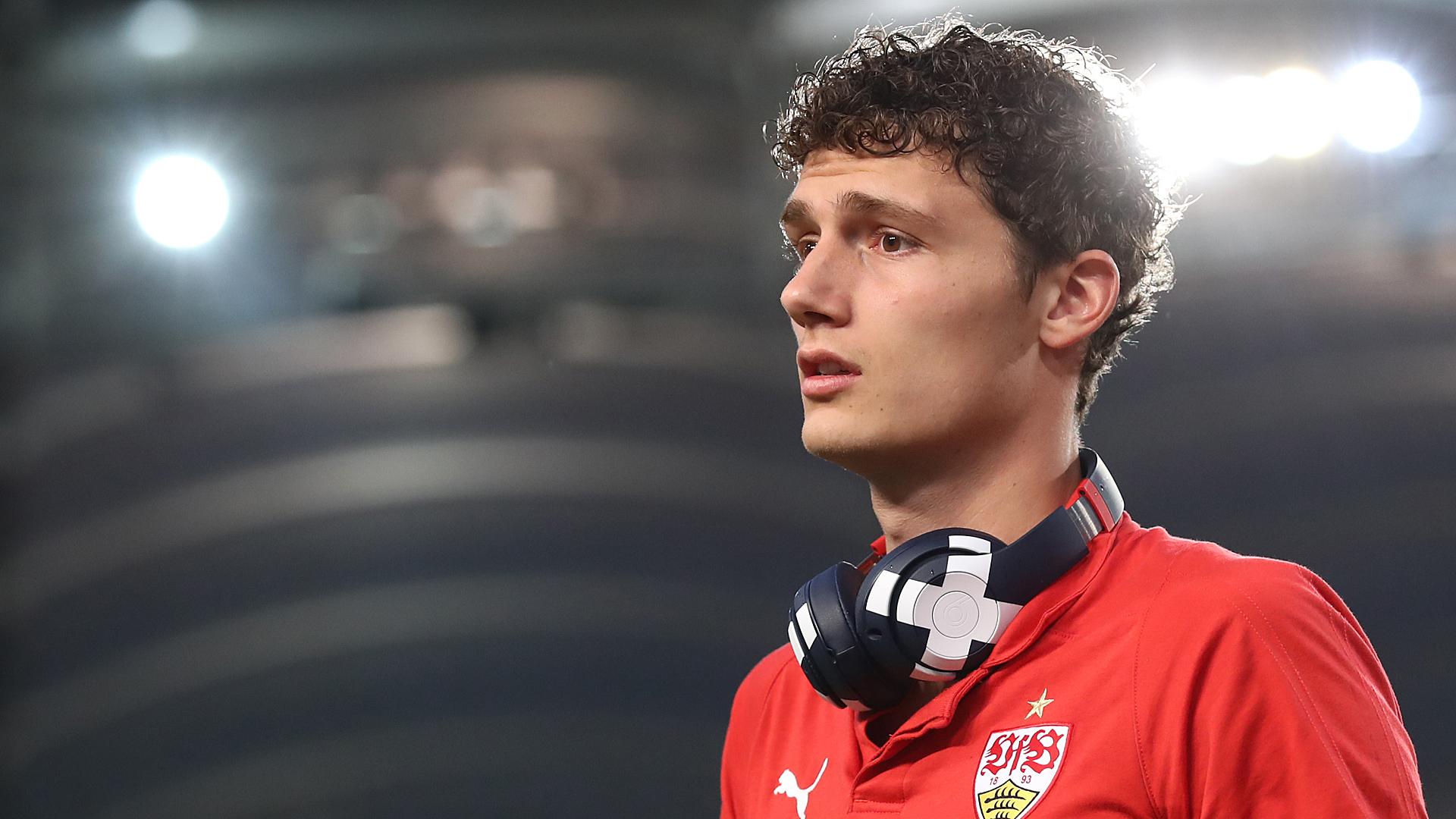 Benjamin Pavard VfB Stuttgart