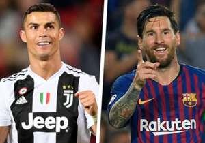 Cristiano Ronaldo vai conseguindo marcas cada vez mais incríveis na Champions League, como artilheiro máximo da história da competição. Confira quem o segue no ranking dos grandes matadores da Liga em todos os tempos!