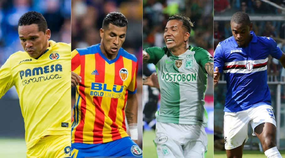 Convocatoria oficial para enfrentar a Colombia y Venezuela — Selección Paraguay