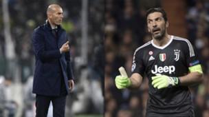GFX Zidane Buffon