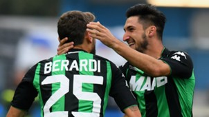Matteo Politano Domenico Berardi SPAL Sassuolo Serie A