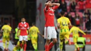 Raúl Jiménez Benfica 2018
