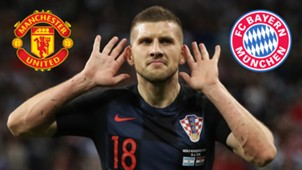 Ante Rebic Croatia World Cup