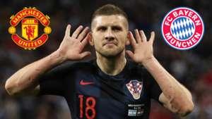 Ante Rebic Croatia World Cup