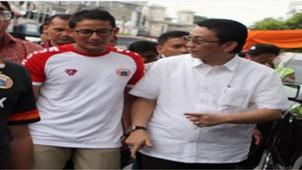 Sandiaga Uno & Arief Perdana Kusuma