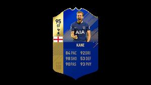FIFA 18 Ultimate Team of the Season Kane