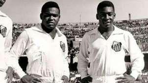 Coutinho Pelé Santos jogador