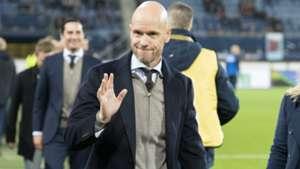 Erik ten Hag Ajax Eredivisie 10202018