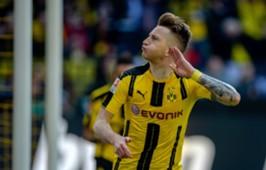 Marco Reus, Dortmund - Hoffenheim, 06052017