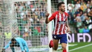 Saul Niguez Betis Atletico Madrid