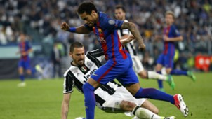 Leonardo Bonucci Neymar Juventus Barcelona