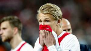 Kasper Dolberg, Ajax - Manchester United, Europa League Final 05242017