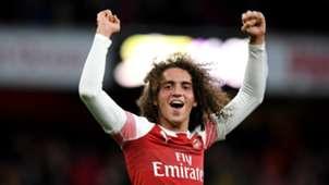 Matteo Guendouzi Arsenal Tottenham 02122018