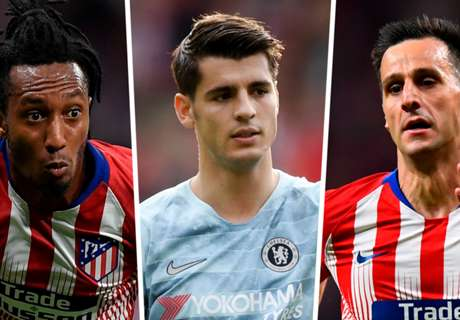 Atletico offer Kalinic & Gelson as part of Morata deal