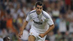 Alvaro Negredo Real Madrid 2009