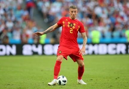 Belgien Toby Alderweireld